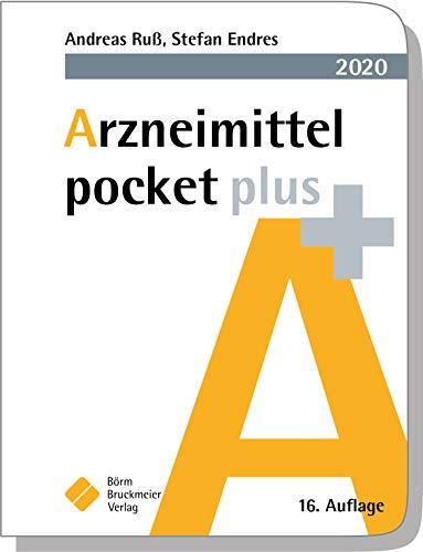 Ruß, Andreas / Endres, Stefan - Arzneimittel pocket plus 2020 (pockets)