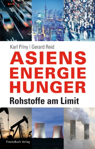 Pilny, Karl / Reid, Gerard - Asiens Energiehunger: Rohstoffe am Limit