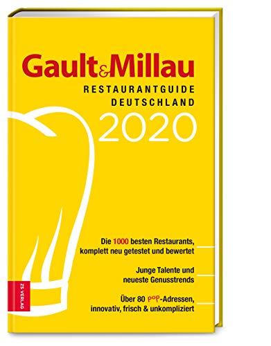 -- - Gault&Millau Restaurantguide Deutschland 2020