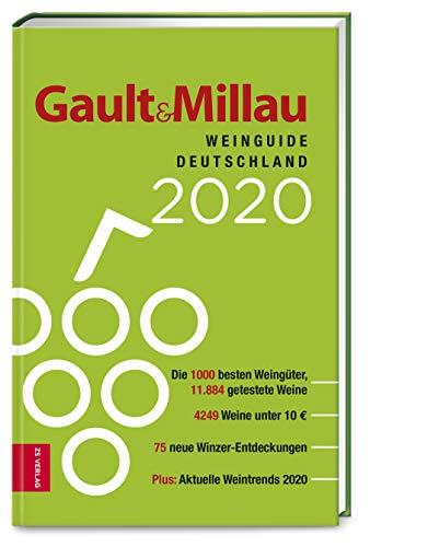 -- - Gault&Millau Weinguide Deutschland 2020
