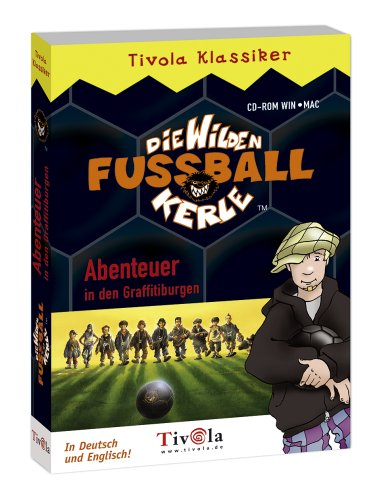 PC - Die wilden Fußballkerle - Abenteuer in den Graffitiburgen (PC+MAC)