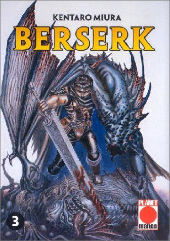 Mimura, Kentaro - Berserk, Band 3