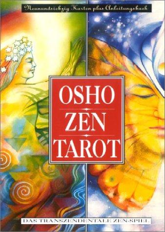 -- - Osho Zen Tarot: Osho Zen Tarot. Buch und 79 Karten: Das transzendentale Zen-Spiel