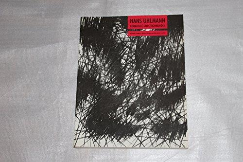 Merkert, Jörn / Brockhaus, Christoph (HG) - Hans Uhlmann (1900 - 1975). Die Aquarelle und Zeichnungen
