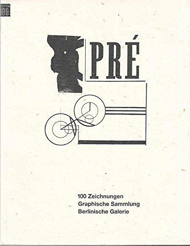 Mülhaupt, Freya - 100 Zeichnungen: Ausgewählt aus der Graphischen Sammlung der Berlinischen Galerie