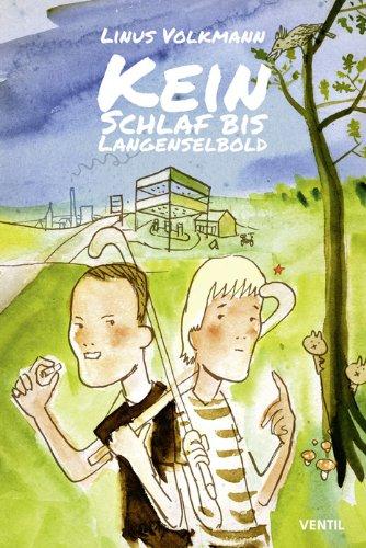 Volkmann, Linus - Kein Schlaf bis Langenselbold