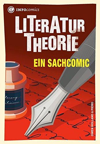 Holland, Owen - Literaturtheorie: Ein Sachcomic