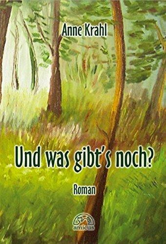 Krahl, Anne - Und was gibt's noch?