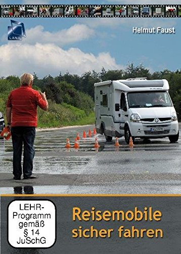 DVD - Reisemobile sicher fahren (Helmut Faust)