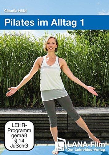 DVD - Pilates im Alltag 1 - Einsteiger (Claudia Hölzl)