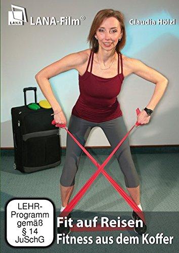 DVD - Fit auf Reisen - Fitness aus dem Koffer