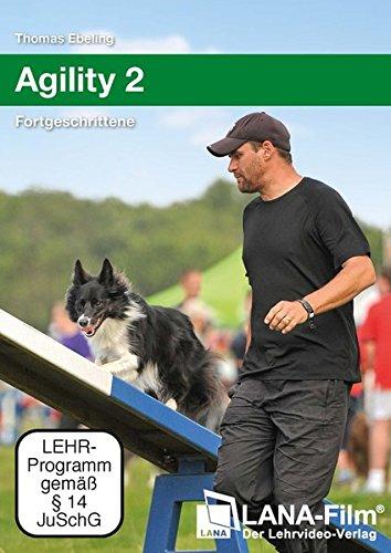 DVD - Agility 2 - Fortgeschrittene (Thomas Ebeling)