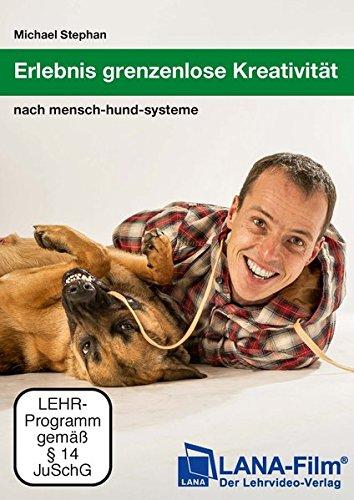 DVD - Erlebnis grenzenlose Kreativität - Nach Mensch-Hund-Systeme