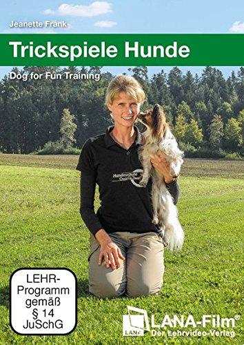 DVD - Trickspiele Hunde - Dog for Fun Training (Annette Frank)