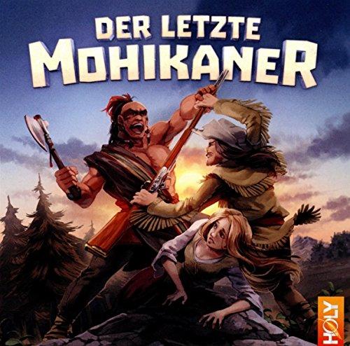 Holy , David - 26 - Der Letzte Mohikaner (Holy-Klassiker)