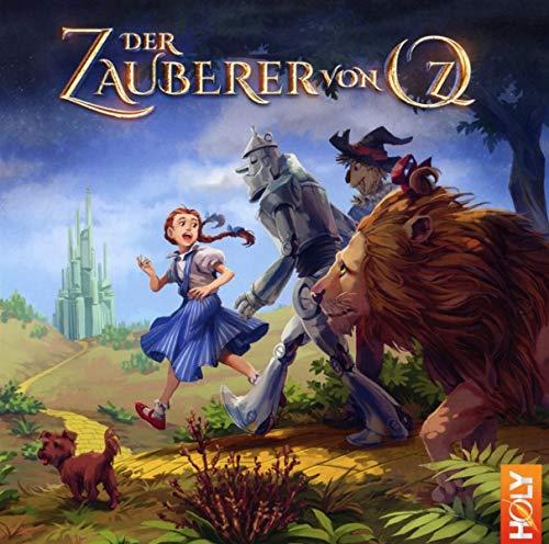Holy , David - Der Zauberer von Oz (Holy-Klassiker 29)