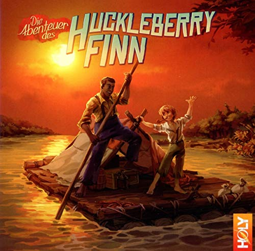 Holy - Die Abenteuer des Huckleberry Finn (Holy-Klassiker 035)