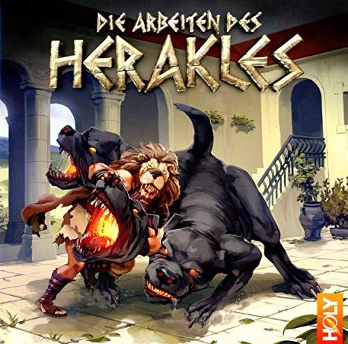Holy , David - Die Arbeiten des Herakles (Holy-Klassiker 33)