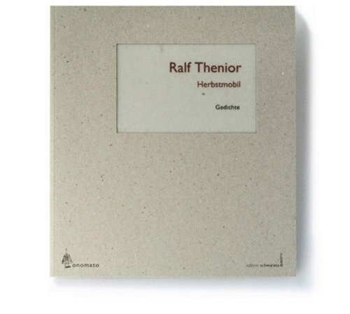 Thenior, Ralf - herbstmobil, Gedichtband mit Autorenlesung auf Audio-CD