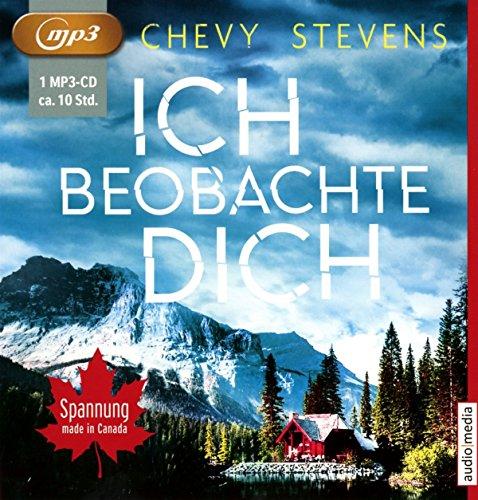 Stevens , Chevy - Ich beobachte dich (mP3-CD)