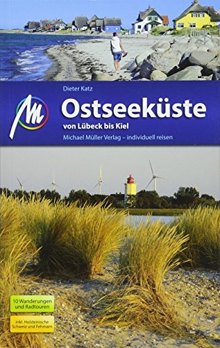 Katz, Dieter - Ostseeküste von Lübeck bis Kiel