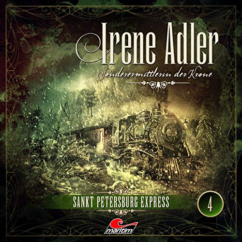 Irene Adler - 04 - Sankt Petersburg Express
