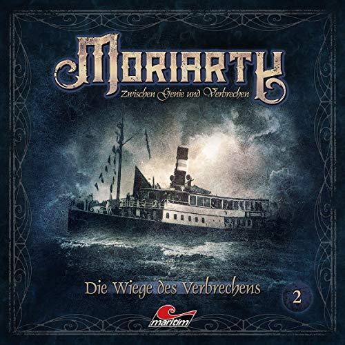 Moriarty - 02 - Die Wiege des Verbrechens