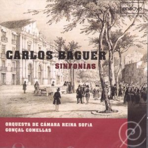 Baguer , Carlos - Sinfonias