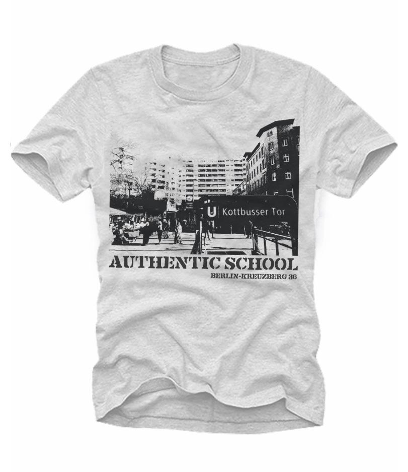 SO36 Streetwear - Authentic School - Größe S