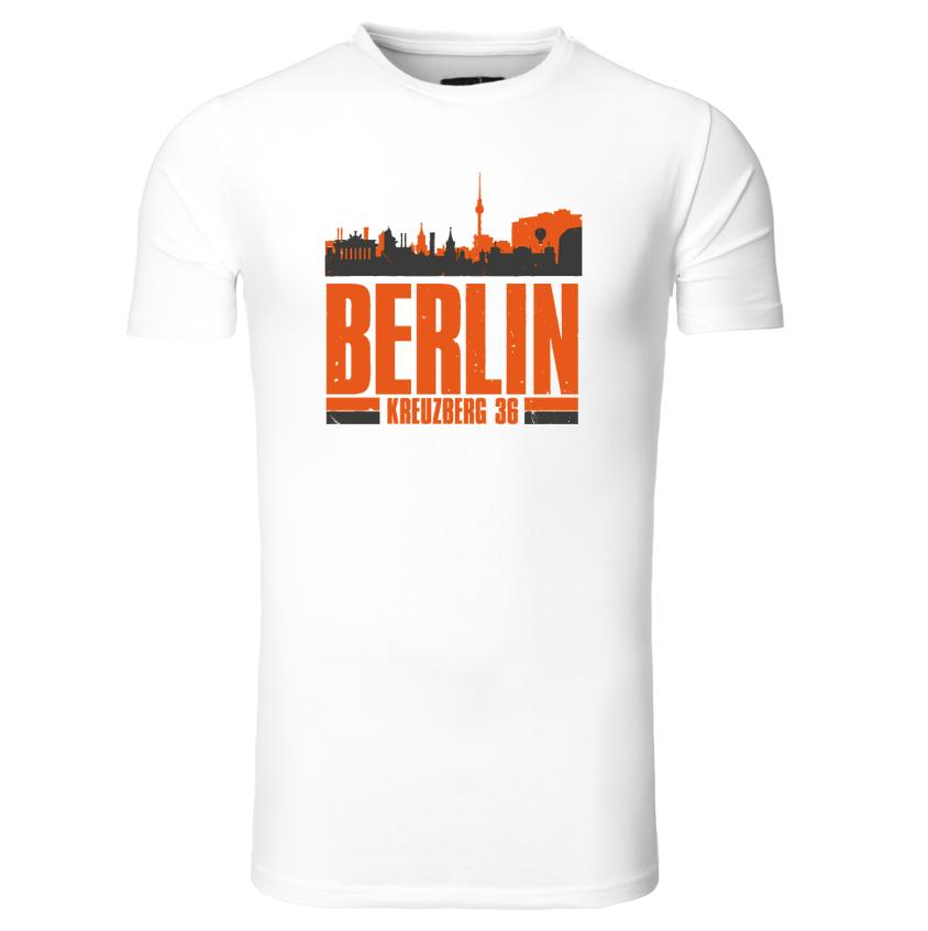 SO36 Streetwear - Berlin Skyline - Größe M